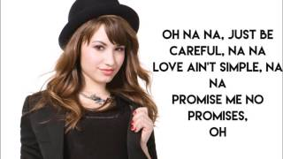 Cheat Codes ft. Demi Lovato - No Promises [LYRICS]