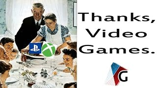 Games To Be Thankful For