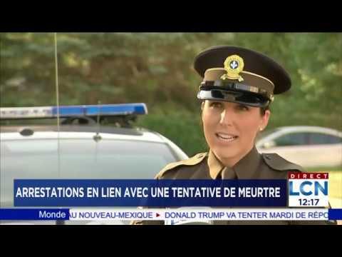 Avocat atteint par balle à Mont Saint Hilaire 4 personnes arrêtées détails