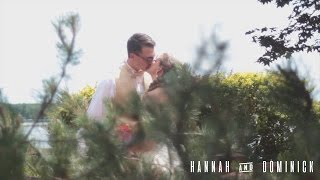 Hannah & Dominick Wedding Film | TOBTEY