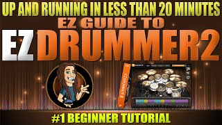 ez guide to ezdrummer 2   learn ez drummer in less than 20 minutes   toontrack
