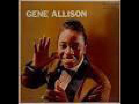 Gene Allison Stay a little longer