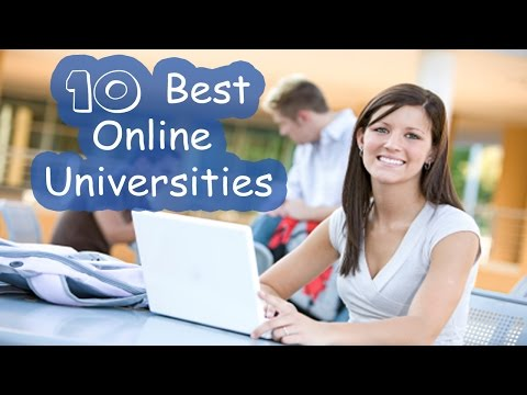 Top 10 Online Universities in the World