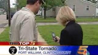 tornado caught on tape