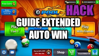 8 BALL POOL V3.9.1 (MOD GUIDE EXTENDED AND AUTO WIN)