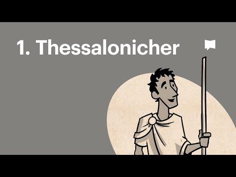 1. Thessalonicher