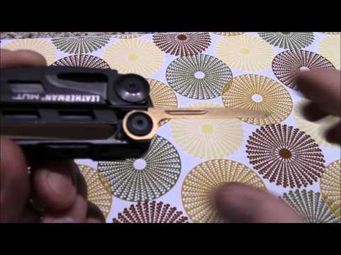 Leatherman MUT (Military Utility Tool) overview and review: best specialized multi tool ever.