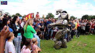 Titan the Robot Show 2017