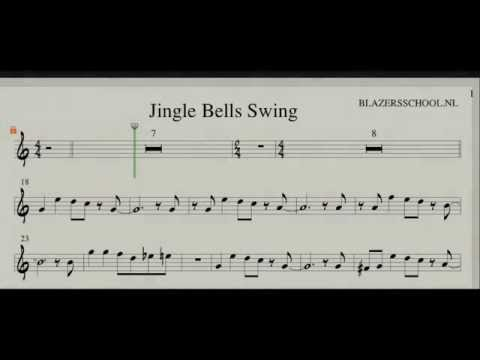 Jingle Bells Swing Trumpet (Real Trumpet Sound)