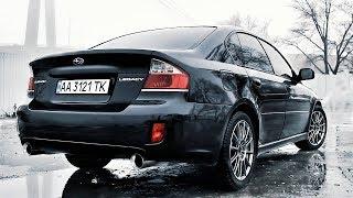 Subaru Legacy Bl 3.0 - Это Вам Не Кэмри