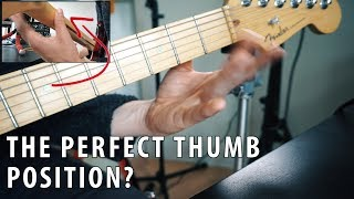 The PERFECT Thumb Position?! | The Ambiguity Of The Thumb