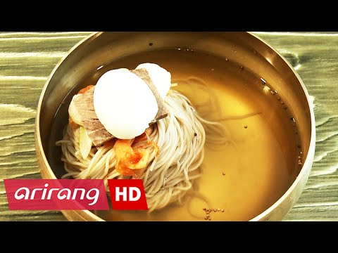 Peace Insight _ Pyongyang-style Naengmyeon - Cold Noodles