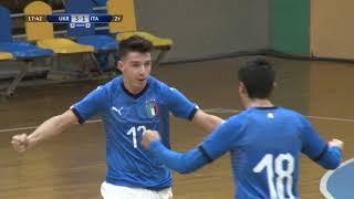 Highlights | Match 2 UKRAINE 5:2 ITALY  | U-19 International matches of national teams