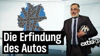 Die Erfindung des Autos