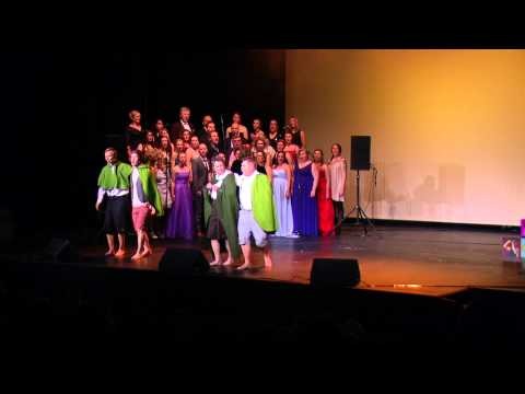 00020   The journey song Musicals i Gjøvik 2014