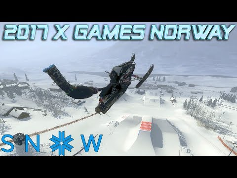 X Games Norway 2017 | SNOW The Game New Mountains!