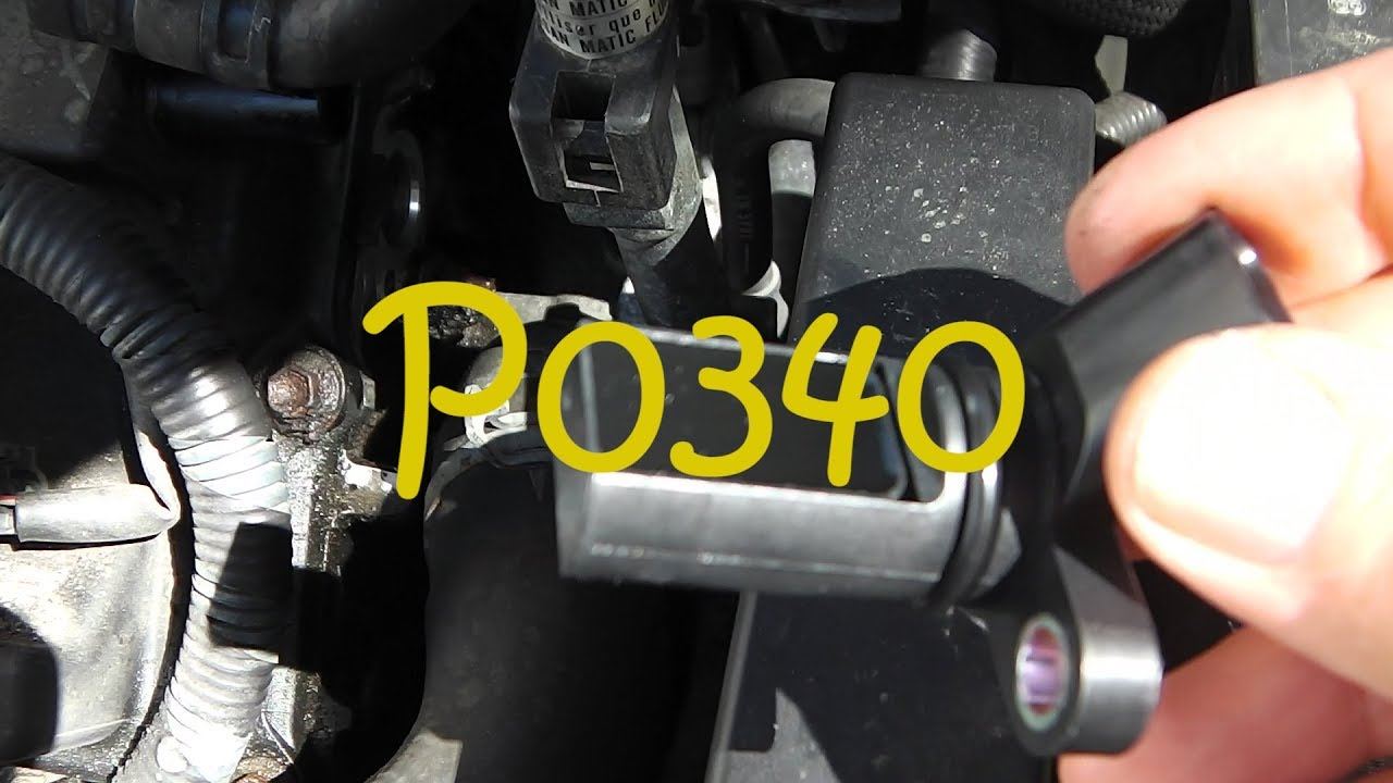 hight resolution of p0340 nissan quest 2006 camshaft position sensor bank 1 bank 2 replacements