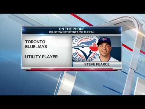 Pearce: Happy Bautista's on my team now