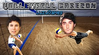 VOLLEYBALL CABEZON con Willyrex - [LuzuGames]