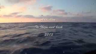 Addiction Outremer 5X catamaran Ibiza 2013