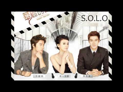 Skip Beat! OST - S.O.L.O - Super Junior M