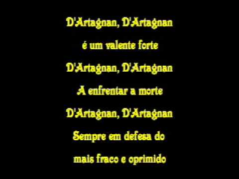 Dogtanian Theme Song Foreign Languages Sing-Along (2/8)