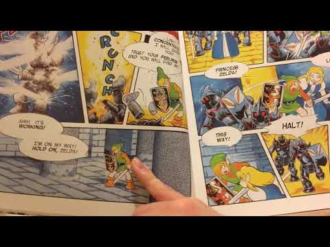 How Shotaro Ishinomori's Zelda Comic Grabs You By the Collar and Kicks You in the A$$