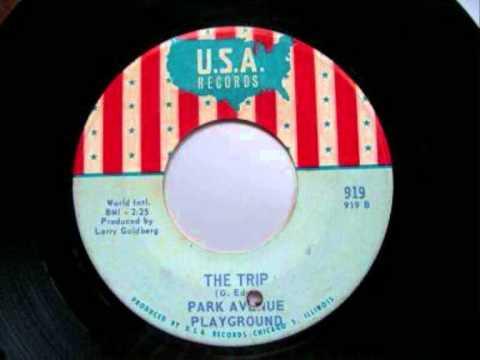 Park Avenue Playground - The Trip 1967