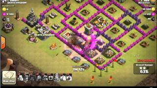 HOW I FARM THAT MONEY DOLLARS$-CLASH OF CLANS