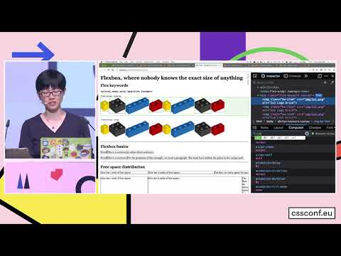 Using DevTools To Understand Modern CSS Layouts – Chen Hui Jing At CSSconf EU 2019