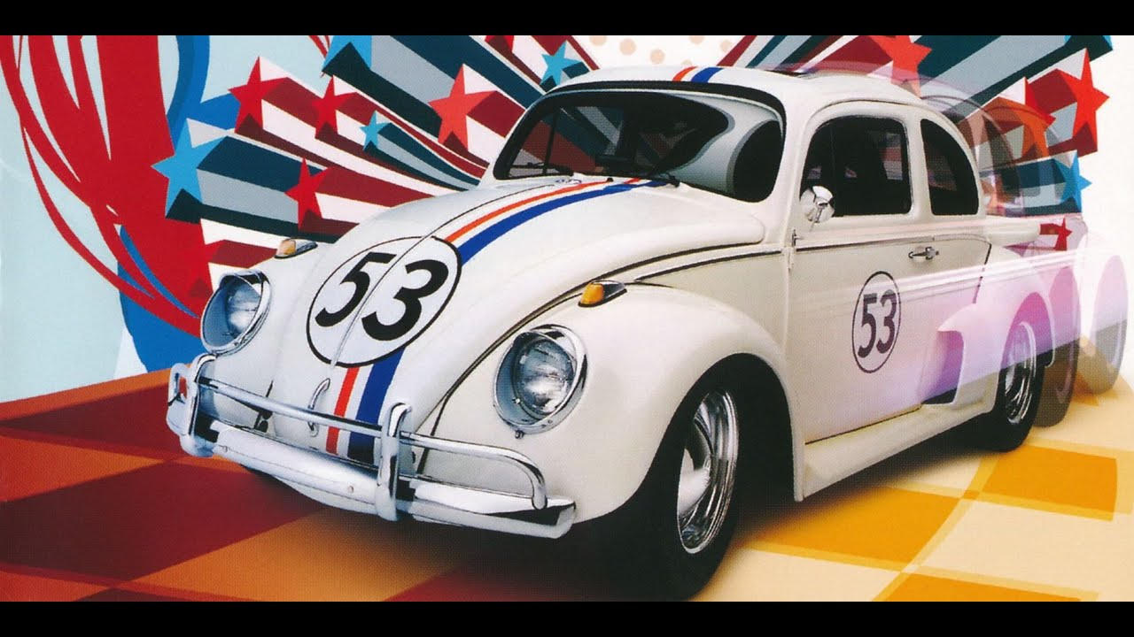 Herbie Fully Loaded Getcha Back Youtube