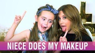 Baixar My niece does my makeup look | Ashley Tisdale