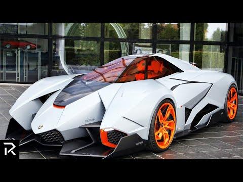 Why The New Lamborghini Cost $117 Million Dollars!