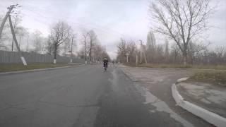 Рыбница. Спуск по Чернышевского. 18.11.2015