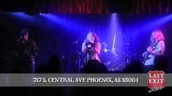 Last Exit Live - An Intimate Concert Venue in Downtown Phoenix