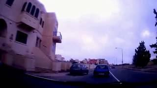 Moment plane crash in Malta - 24/10/2016 - 5 dead