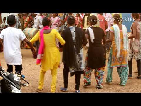 Nagpuri chain dance..