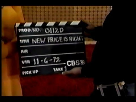 The New Price Is Right | (11/14/72)
