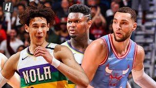 New Orleans Pelicans vs Chicago Bulls - Full Game Highlights   February 6, 2020   2019-20 NBA Season