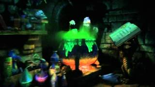 Snow White's Adventures Dark Ride Complete POV Tokyo Disneyland Japan