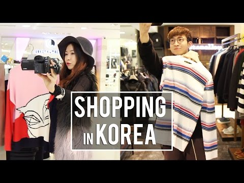 Shopping in Korea: Lucky Chouette, Customellow, Series