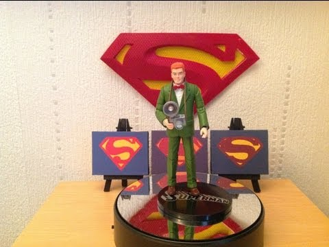 Classic Silver Age Jimmy Olsen Figure Review