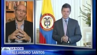 Presidente colombiano enfrenta bajonazo de popularidad al cumplir el segundo año de gobierno (3)