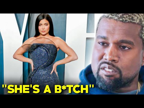 Kanye West Finally Exposes Kylie Jenner and Her Rise To Fame
