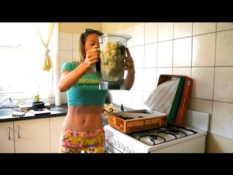A Day in the Life of a High Carb Vegan with Freelee the Banana Girl