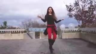 Youtube पर छाया इस लडक़ी का डांस, 23 साल पुराने गाने पर किया 'मस्त' डांस, वीडियो वायरल