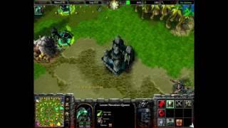 Warcraft III: heros of the storm, Nerbuian gameplay