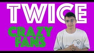 TWICE: Crazy Fans | Kpop Facts | Mina, Jeongyeon, Sana