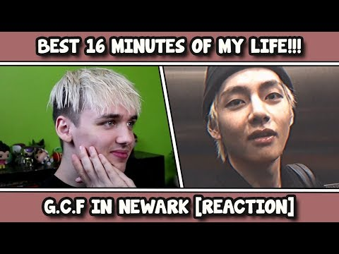 G.C.F in Newark VHS ver. REACTION [BTS]