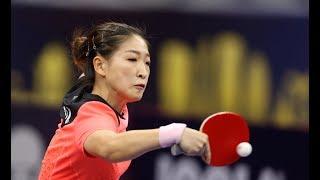 Liu Shiwen vs Sun Yingsha | WS-FINAL | 2019 Asian Championships